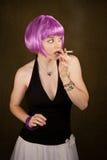 Caught Smoking Stock Photos