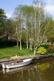 Caldon canal Royalty Free Stock Photography