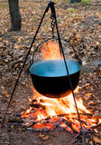 Cauldron Stock Images