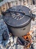 cauldron Lizenzfreie Stockbilder