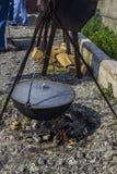 cauldron Lizenzfreie Stockfotografie