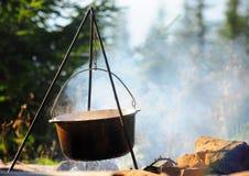 Cauldron Royalty Free Stock Images