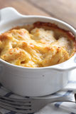 Cauliflower casserole Royalty Free Stock Photos