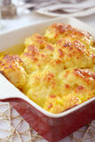 Cauliflower cheese Royalty Free Stock Photos