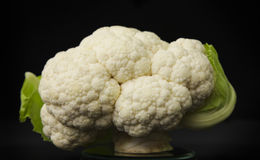 Cauliflower closeup Royalty Free Stock Photos