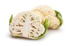 Cauliflower cut Royalty Free Stock Photos
