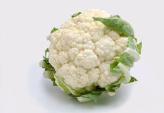 The Cauliflower Head Royalty Free Stock Photos