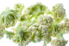 Cauliflower Isolated Royalty Free Stock Photography