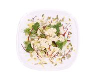 Cauliflower salad. Stock Image