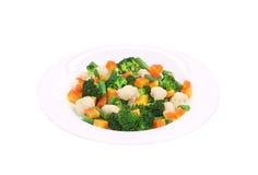 Cauliflower salad. Royalty Free Stock Photography