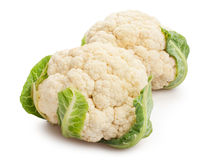 Cauliflower Two Stock Photography