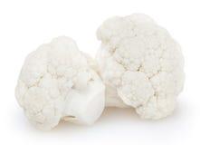 Cauliflower  on white Stock Photography