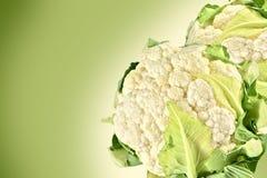 cauliflowers свежие Стоковые Фото