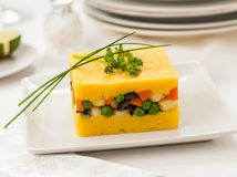 Causa rellena Royalty Free Stock Photography