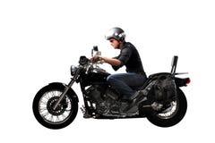 Causar um crash-capacete imagens de stock