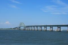 causeway zdjęcie stock