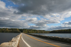 Causeway Stock Photography
