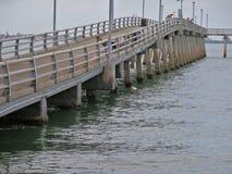 causeway Стоковые Фотографии RF