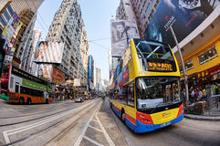 Causeway Bay Stock Photography