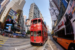 Causeway Bay Royalty Free Stock Images