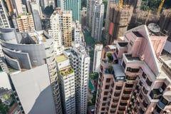 Causeway Bay Stock Image