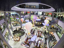 Causeway Point Shopping Centre Royalty Free Stock Photography