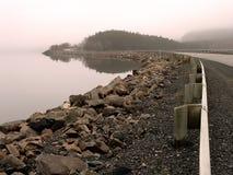 causeway rano Zdjęcia Stock