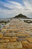 Saint Michael mount, Cornwall, England, UK