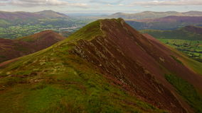 Causey Pike Lizenzfreie Stockfotos