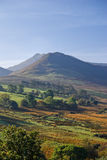 Causey Pike in autumn royalty free stock photo