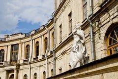 Cautela de la estatua Imagenes de archivo