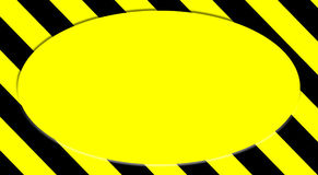 Caution background Royalty Free Stock Images