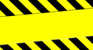 Caution background Royalty Free Stock Image