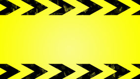 Caution background Stock Photography