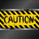 Caution Royalty Free Stock Photo