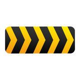 Caution Ribbon Sign Icon Stock Photography