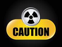 Caution signal Royalty Free Stock Images