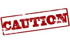 Caution Stock Image