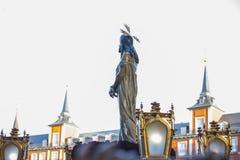 Cautivo Jesús el, в шествии святой недели в Мадриде, апрель Стоковое фото RF