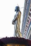 Cautivo Jesús el, в шествии святой недели в Мадриде, апрель Стоковое Фото
