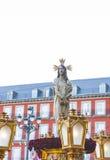 Cautivo van Jesúsgr, in de optocht van Heilige Week in Madrid, April Royalty-vrije Stock Afbeeldingen