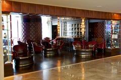 Cava 15 in the Trump Ocean Club Hotel Panama City Stock Photos