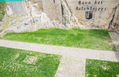 Cava av Balestrierien marino san marinorepublik san Arkivfoton