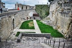Cava dei Balestrieri in San Marino Royalty Free Stock Photos