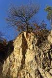 Cava del granito Immagini Stock Libere da Diritti
