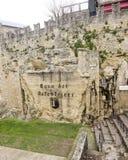 Cava San Marino Balestrieri Arkivfoton