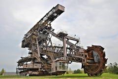 Cavador del carbón foto de archivo libre de regalías