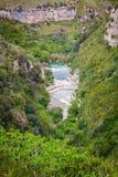 Cavagrande del Cassibile, Sicily Royalty Free Stock Photo