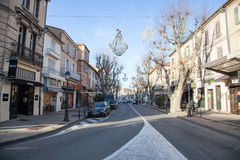 Cavaillon - Vaucluse - France Royalty Free Stock Photos