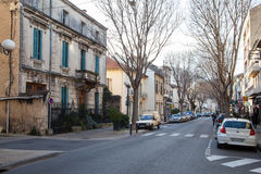 Cavaillon - Vaucluse - France Stock Images